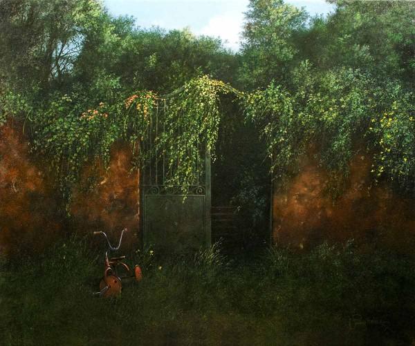 Domenica delle Palme, 50x60, Oil on Canvas