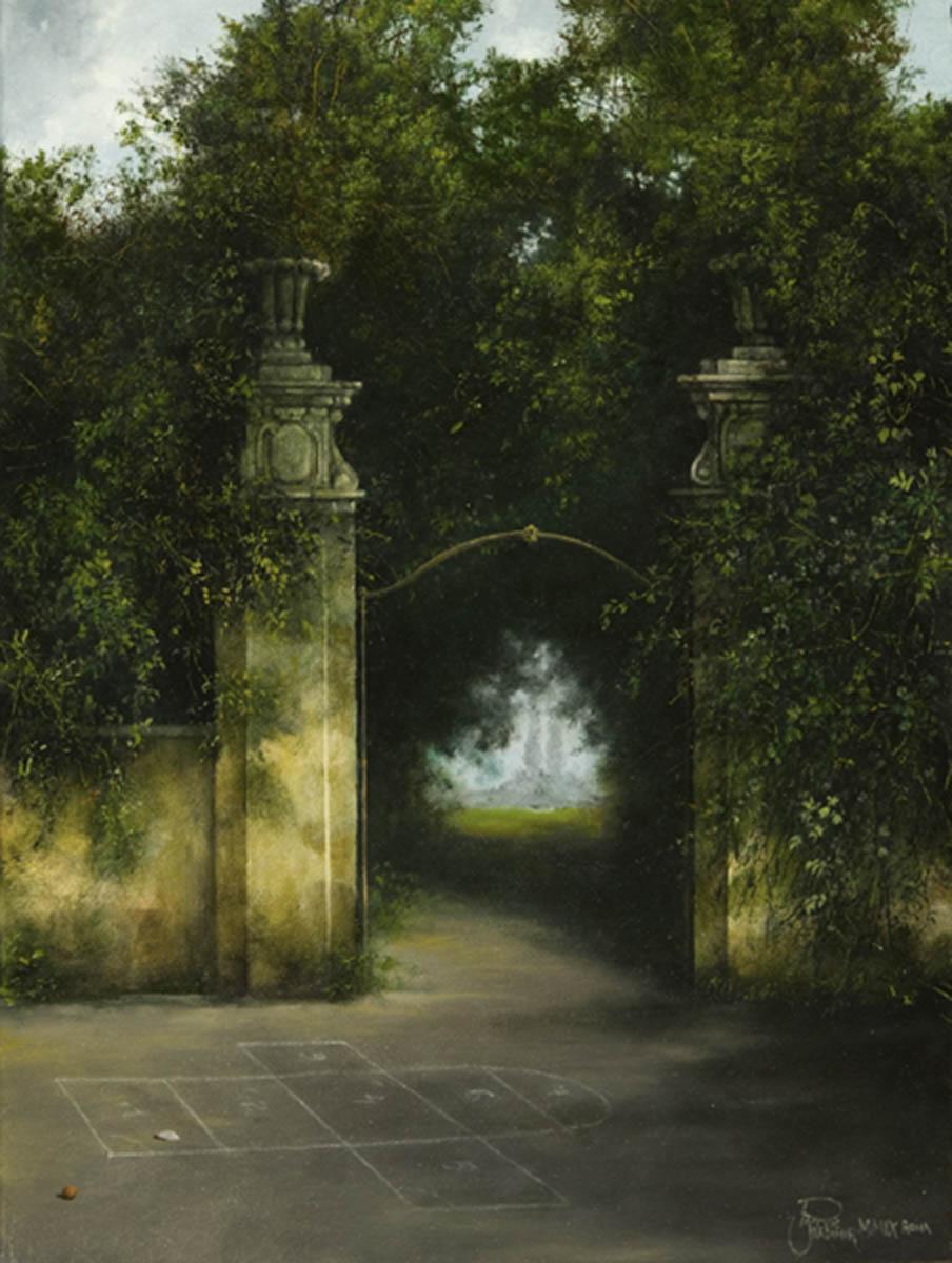 La Campanella, 40x30, Oil on Canvas