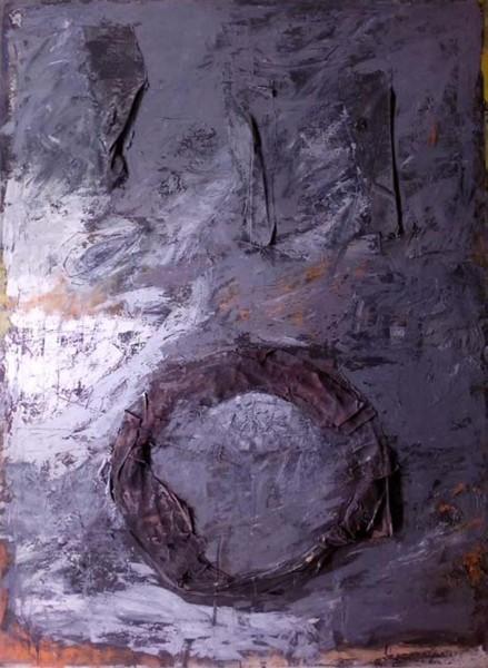 Mediterranean, 180x130, Oil on Canvas